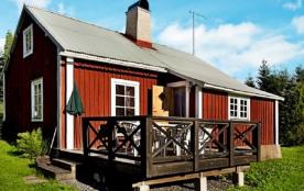 Maison pour 2 personnes à Åseda