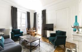 Elegant 2bdr apt in the heart of Saint Germain area!