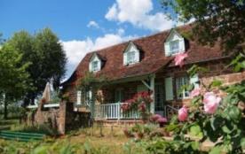 GITE DE CHARME AU CALME PAYS  VALLEE DE LA DORDOGNE - Beaulieu sur Dordogne