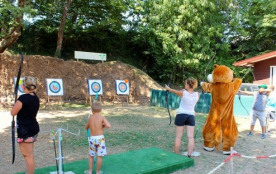 Camping Saint Disdille 3* - Mh 3 ch 6 pers
