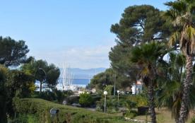 Résidence Cap Raphaël - Appartement studio cabine de 25 m² environ pour 4 personnes à deux pas du...