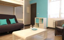 La Rochelle (17) - Les Minimes - Résidence Centre ville, 18 Rue de la Chaine. Appartement 1 pièce...