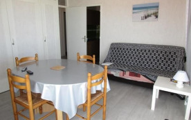 Biscarrosse Plage appartement T2 cabine vue mer