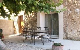 Gîte de Léa: Mas en pierre proche Mont ventoux, Dentelles montmirail - platanne n° 1