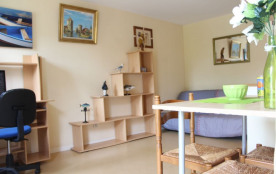 Appartement 1 pièce - 19 m² environ - jusqu'à 2 personnes.