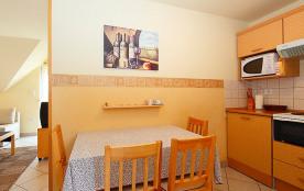 Appartement pour 3 personnes à Vonyarcvashegy