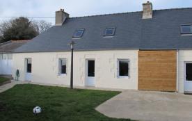 N°901 - Maison bretonne rénovée, exposée plein