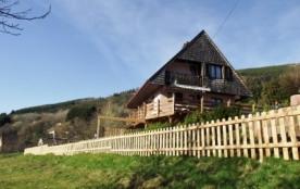 Maison indépendante 3 étoiles 6 personnes + 2 bébés vue panoramique sur montage et village - Natzwiller