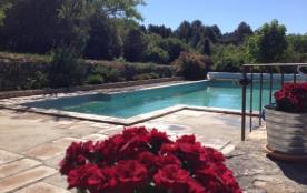 Gîte en Provence Verte avec piscine - Brue-Auriac