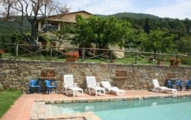 San Giustino Valdarno - Belle villa pour 8 à 10 personnes, piscine privée, située à proximité du ...