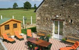 Gîtes de France - Entre Saint-Lô et Bayeux, ce gîte à l'intérieur soigné, bien équipé, se situe à...