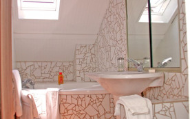 le petit cottage salle de bain