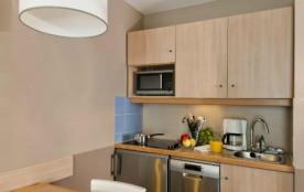 Adagio City Aparthotel Aparthotel Paris Val d'Europe - Appartement 1 chambre 4/5 personnes  PEH25...