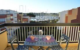 Cap d'Agde (34) - Quartier Port - Résidence L'Abb