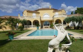 Villa à VENDEMIAN