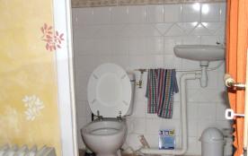 Les toilettes du Rez de chaussée