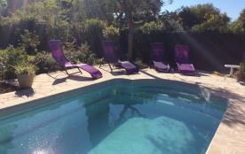 Villa avec piscine privée au coeur de Cannes