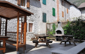 Appartement pour 3 personnes à Lago di Barcis