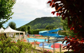 Camping L'Europe - Mobilhome Mercure 2 Ch 4pers