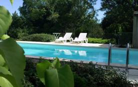 Superbe Mas au milieu des vignes, au calme...avec piscine
