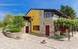 Maison pour 5 personnes à Umag/Babići