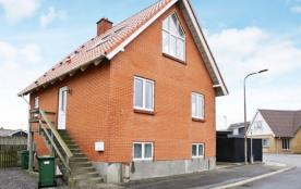 Maison pour 4 personnes à Thyborøn
