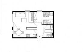 Appartement 2 pièces 4 personnes (007)