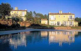 Appartement pour 4 personnes à La Motte en Provence