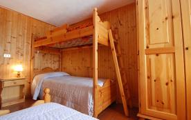 Appartement pour 3 personnes à Sarre