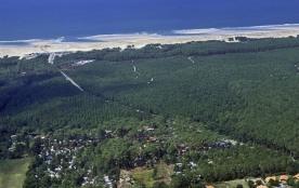 Camping de Moïsan, 130 emplacements, 77 locatifs