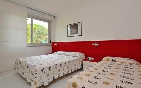 Appartement pour 2 personnes à Lignano