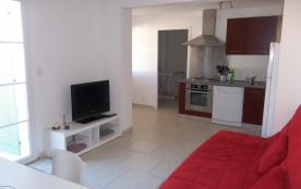 Appartements au bord de la plage à Algajola
