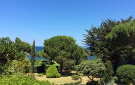 2 Appartements ** dans Villa - Accès Direct à la Mer