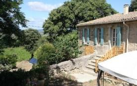 MAS indépendant au milieu des vignes à St Pons de Mauchiens