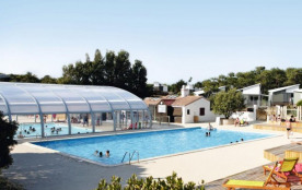 Camping Domaine le Midi - Mh 2ch 4/6pers + Terrasse
