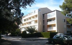 Appartement pour 3 personnes à Six Fours La Coudoulière