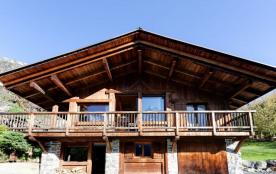 squarebreak, Chalet haut de gamme avec vue sur le Mont Blanc à