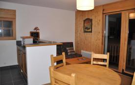 Appartement 2 pièces cabine 4 personnes (A221)