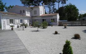 Maison atypique de bord de mer en Charente Maritime
