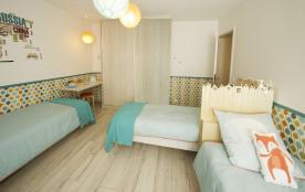 Chambre 3 - 4 Lits 80*200