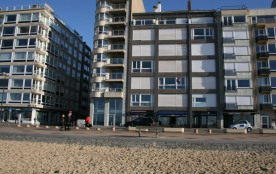Bel appartement situé sur la digue à Knokke avec parking