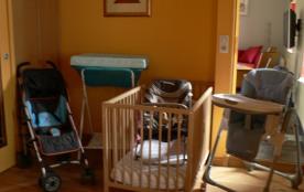 materiel pour bébé.
