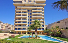 Calp: Beautiful 2 bedroom apartment in residence with swimming pool tennis there