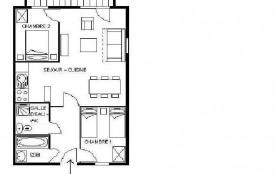 Appartement 3 pièces 6 personnes (6)