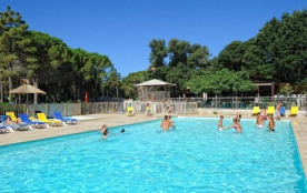 Camping Campo Di Liccia - MH(de moins de 5 ans) 4/6pers 2ch avec Climatisation