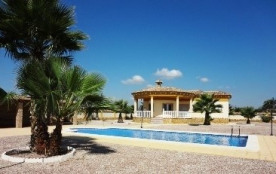 Catral,Alicante: Villa 6 pers,piscine privée,.. à louer