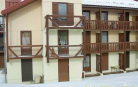 Apartment à LES ROUSSES