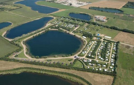 Uge Lystfiskeri og Camping, 220 emplacements, 20 locatifs