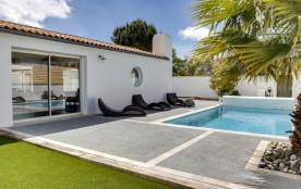 Villa avec piscine à la Flotte-en-Ré