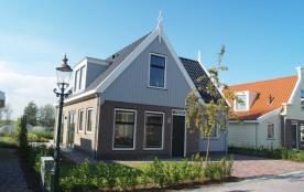 Maison pour 5 personnes à Uitdam